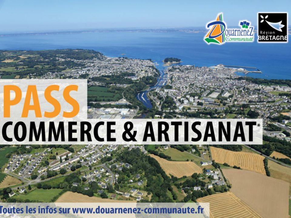 Pass commercant & artisanat